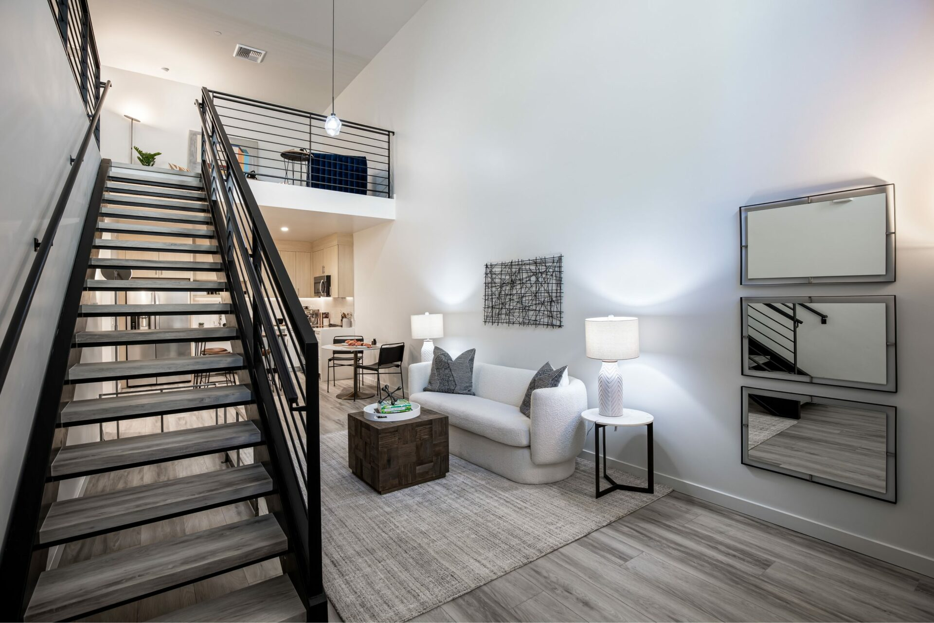 Oakland Lofted 2 Bed Townhome