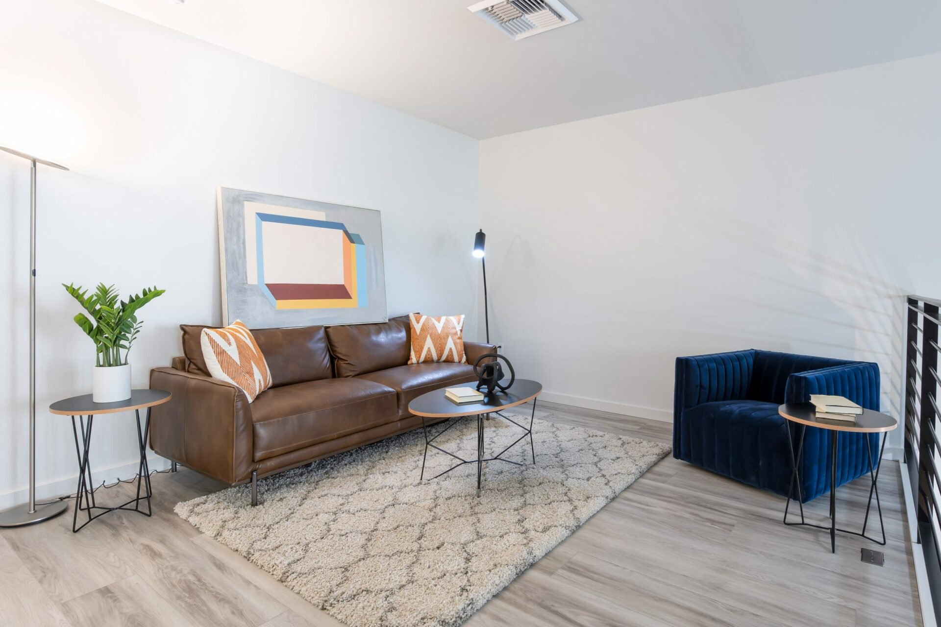 2 Bed Townhome Loft Sitting Area